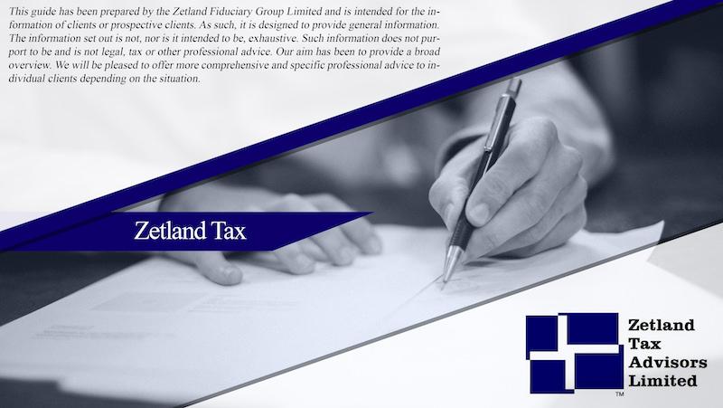 Zetland Brochure